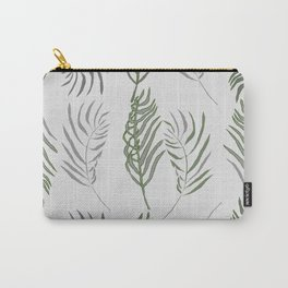 modern frond pattern Carry-All Pouch
