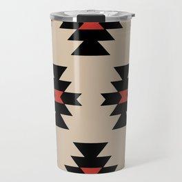 Southwestern Pattern 344 Travel Mug