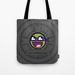 Cowabunga Buddy Squad: Donatello Tote Bag