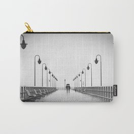 In Love On the Pier Carry-All Pouch