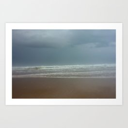Let the waves take you on the journey Art Print