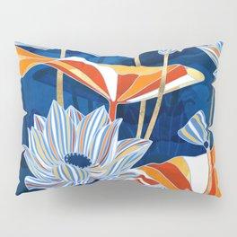 Bold Botanical Pillow Sham