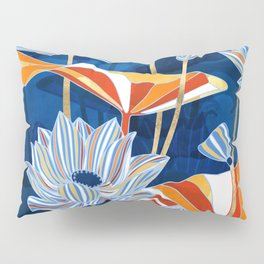 Bold Botanical Pillow Sham