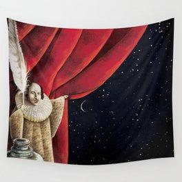 La porta aperta Wall Tapestry