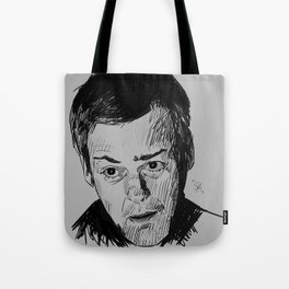 Greg Lestrade Sketch Tote Bag