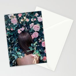 Inner Silence State of Mind Stationery Cards