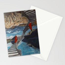 """Ascent/ Descent"" Stationery Cards"