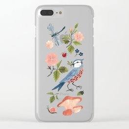 MEADOW Clear iPhone Case