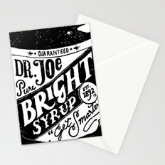 Don't Be Stupid Elixir Stationery Cards