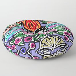 Mi Corazon Floor Pillow