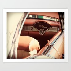Dream Car Art Print