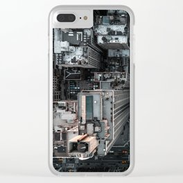 No Drone Clear iPhone Case