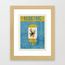 Electric Co. Framed Art Print