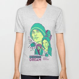 Requiem For A Dream Unisex V-Neck