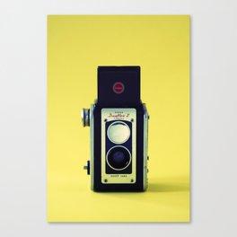 Duaflex II Camera Canvas Print