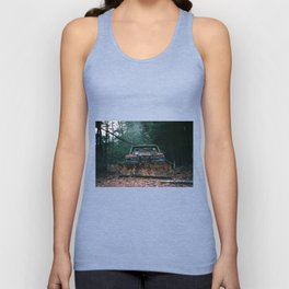 Betty the Truck 35mm Unisex Tank Top
