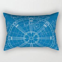 Project Midgar Rectangular Pillow