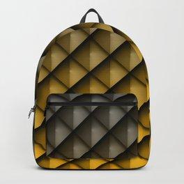 Draco Yellow Backpack
