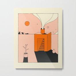 HOUSE (2) Metal Print