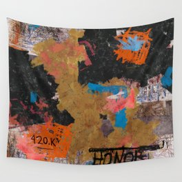 Honor 2 Wall Tapestry