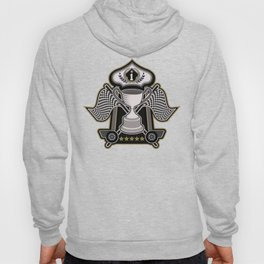 High Speed Racing Car Champion Motorsport Hoody