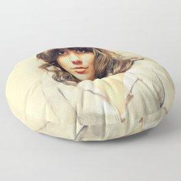 Linda Ronstadt, Music Legend Floor Pillow