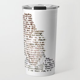 Pure Imagination Travel Mug