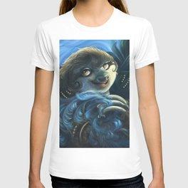 Slothesphine Baker T-shirt