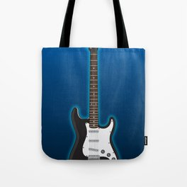 Rock my blue! Tote Bag