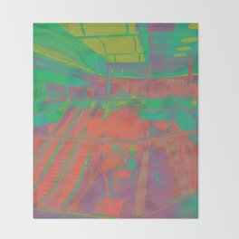 Shopscape 2052 Throw Blanket