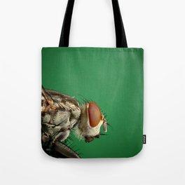 Fly Macro Tote Bag