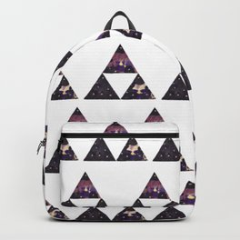 Floral Triforce Backpack