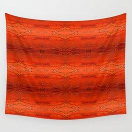 Rustic Orange Geometric Southwestern Pattern - Luxury - Comforter - Bedding - Throw Pillows - Rugs Wall Tapestry