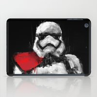 trooper iPad Cases featuring Trooper by Rafal Rola