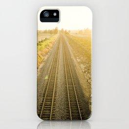 Central California  iPhone Case