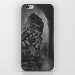I will never be full iPhone Skin