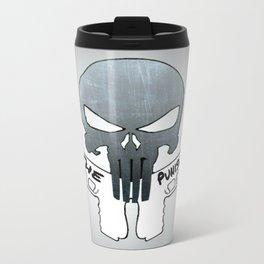 The Punisher (Cartoon) Metal Travel Mug