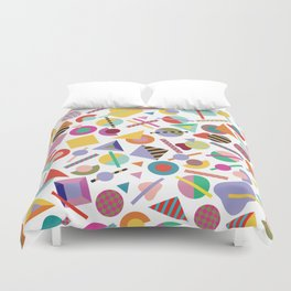 Less is a Bore Summer Duvet Cover