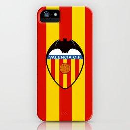 Valencia C.F. iPhone Case