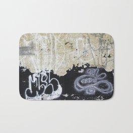 Graffiti Wall Bath Mat