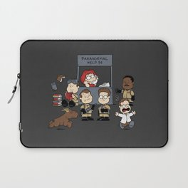 The Busters Are In! Laptop Sleeve