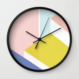 Geo Architect (i) Wall Clock