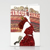 ruby Stationery Cards featuring Ruby by Kats Illustration
