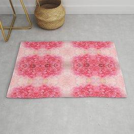 Pink bloom Rug