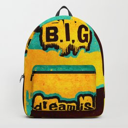 The Notorious B.I.G.--Art Backpack