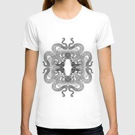 Quadruple Dragon T-shirt