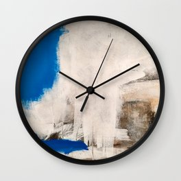 6 Degrees of Freedom Wall Clock