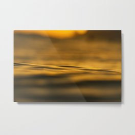 Early Tranquility | Puerto Rico Metal Print