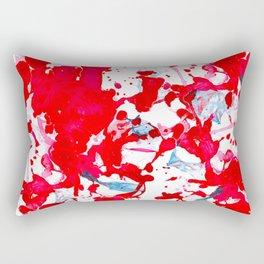Massacre Rectangular Pillow