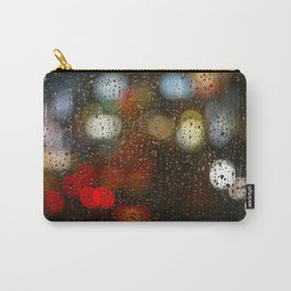 Tokyo Bokeh Carry-All Pouch